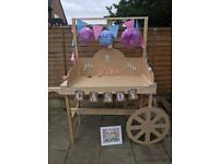 Candy / sweet cart for sale