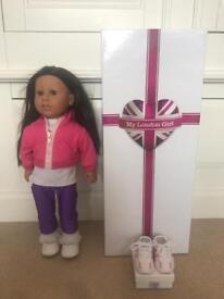My London Girl Doll