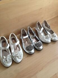 Size 2 Shoes for girls