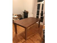 Solid wood Ikea Dining Table