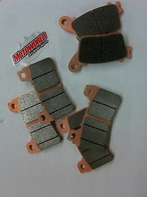 2006-2012 HONDA CBR1000RR CBR 1000 RR GENUINE OEM NEW BRAKE PAD KIT