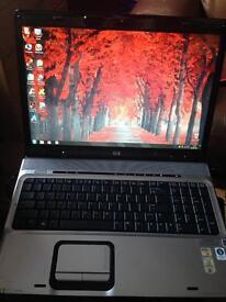 Laptop hp 17 inch nvidia gforce