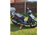 Kymco Agility City 125cc very clean condition