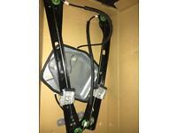 Drivers side golf mk5 window regulator