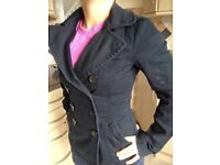 Ladies / Girls coat jacket Size 4 H&M for size8 V nice condition.