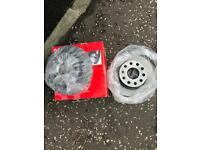 Pads and discs Audi A3