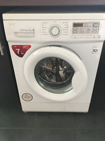 LG direct drive washing machine. The highest A+++ category. Excellent condition.