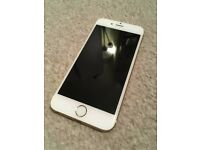 Unlocked iPhone 6 Gold in New Condition includes box