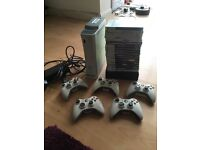 Xbox 360, controllers and games