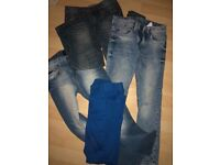 Boys jeans size 8-9 years