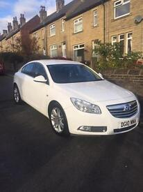Vaxuall insignia low millage big nice family car
