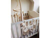 Mamas and Papas Nursery bedding bundle