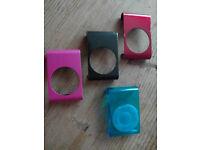 iPod shuffle cases