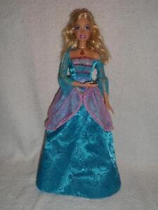 BARBIE, princesse des îles