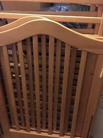 Cosatto crib/cot