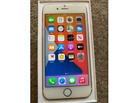 Apple iPhone 6s Rose Gold 16GB unlocked excellent condition
