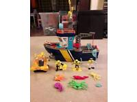 Fisher Price Imaginext Ocean Boat