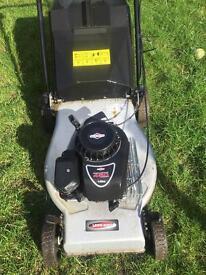 Lawnking petrol lawnmower