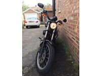 Harley 883R XL, 64-Plate, 3400 Miles, Stage 1