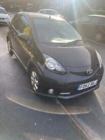 image for Toyota Aygo fire