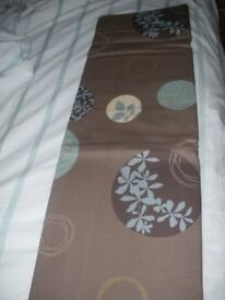 """New Montgomery Curtains 90"""" x 90"""" 228cm x 228cm (new in packet)"""