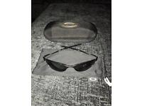 Oakley Tightrope Sunglasses with cases