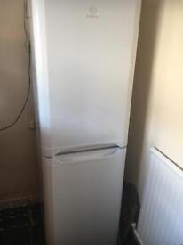Sold!!! new fridge freezer! Less than 3 months old!!