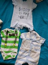 new born baby clothes and heats