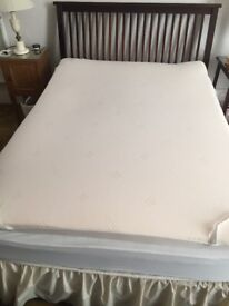 """Bed Topper Orthopaedic Memory Foam Mattress (3"""") Thick"""