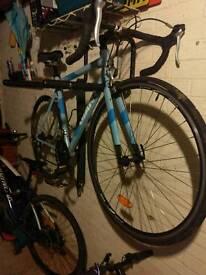 Blue giant ocr3 medium frame road bike