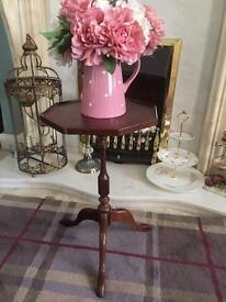 Wine Table / Plant Stand Vintage