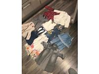 Girls clothes aged 2-3 years