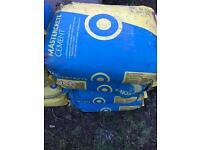 Mastercrete Cement (25 kg Plastic Bag) - £5 per bag
