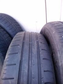 For sale 165/70 r14 tyres