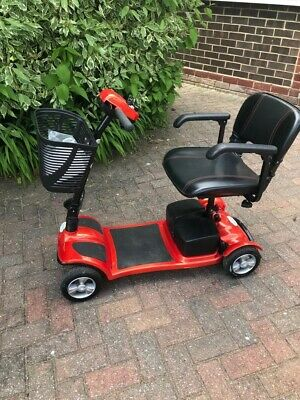 Kymco K-Lite Portable Mobility Scooter