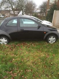 Ford KA, low mileage, full service history
