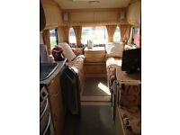 Immaculate End Bathroom 2006 Coachman Amara 520/4 4 Berth Touring Caravan and accessories for sale