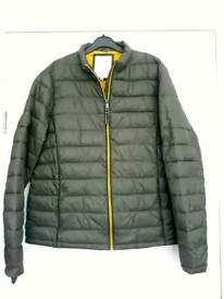 WHITE STUFF Ullswater quilted waterproof jacket Size 18