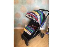 Mamas and papas armadillo pushchair/stroller/buggy