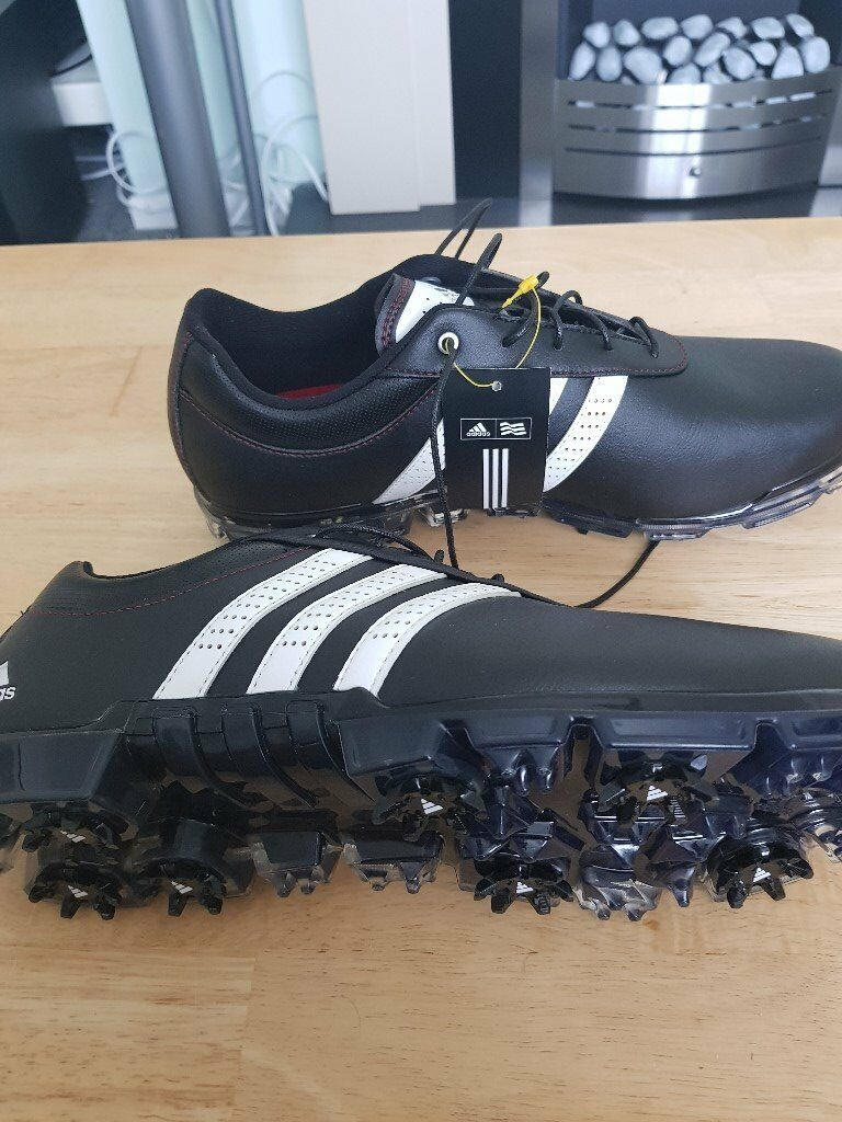 e76135db0d05 Adidas Adipure Flex golf shoes size 9