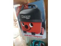 New Henry vacuum
