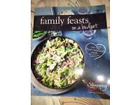 Slimming World Family Feasts recipe book