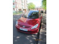 Peugeot 307.....swap for.....125cc motorcycle