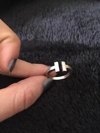 Tiffany T ring