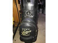 John Letters Golf Bag