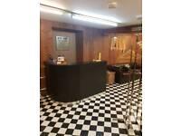 Shop/bar counter