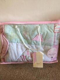 Mothercare Cot/Cotbed quilt