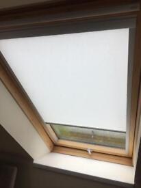 Velux blinds (2)