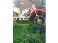 honda crf 450R for sale
