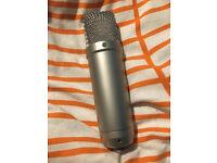Studio Microphone Rode NT1-A Kit (+Gravity tripod)